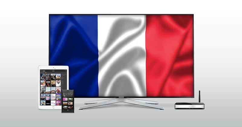 Liste der französischen Fernsehsender