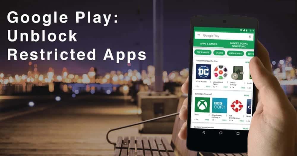 Apps können nicht aus dem Play Store heruntergeladen werden