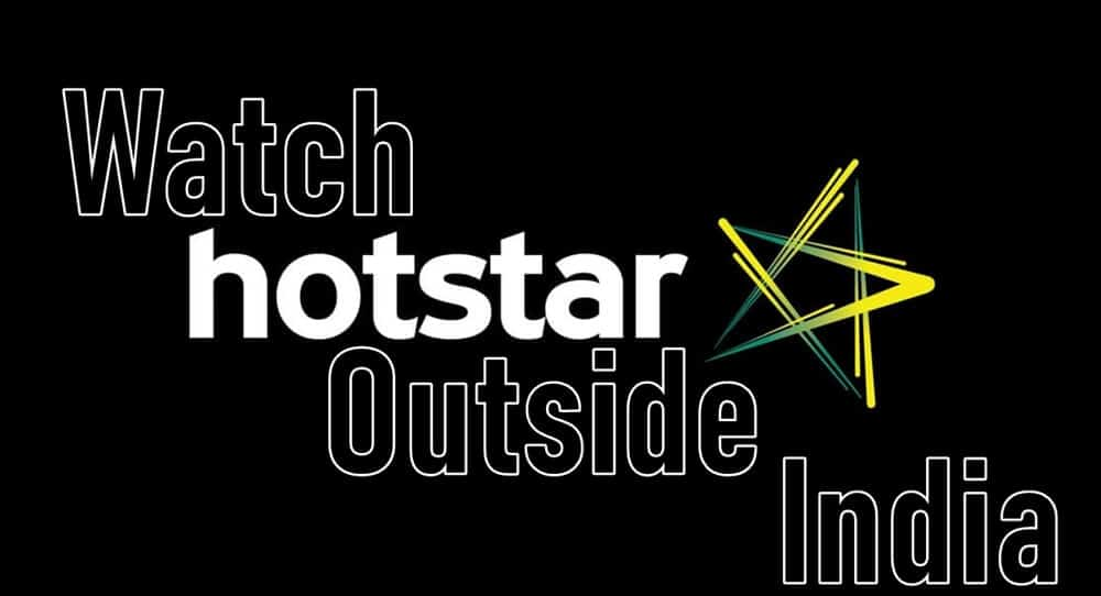 미국에서 Hotstar보기