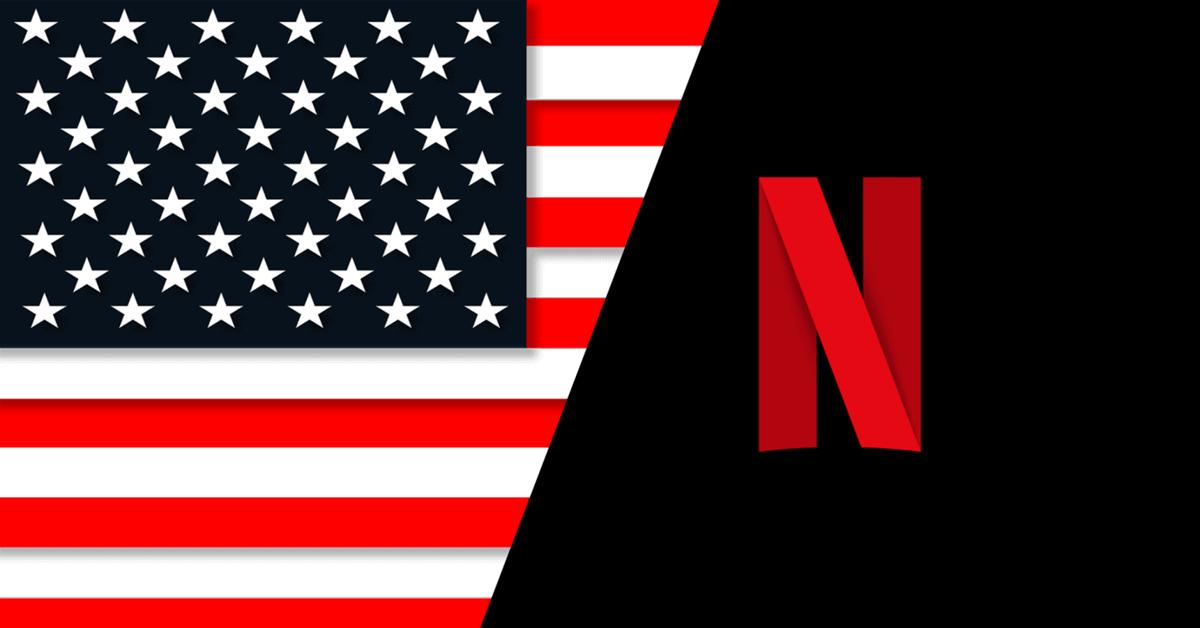 米国のNetflix海外を見る
