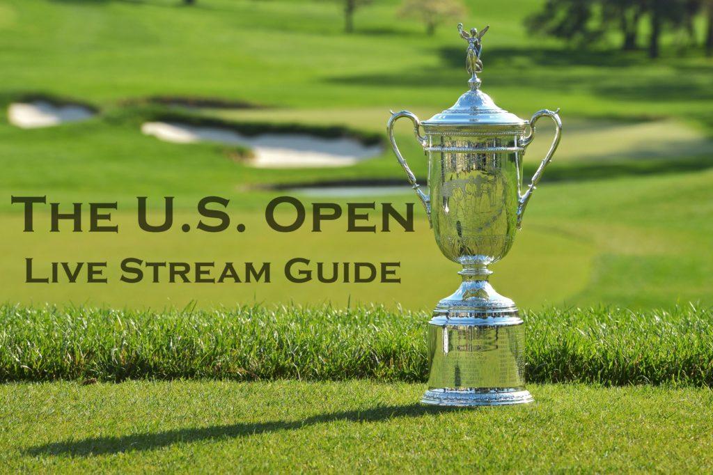 Смотрите прямую трансляцию открытого чемпионата США по гольфу 2021 года