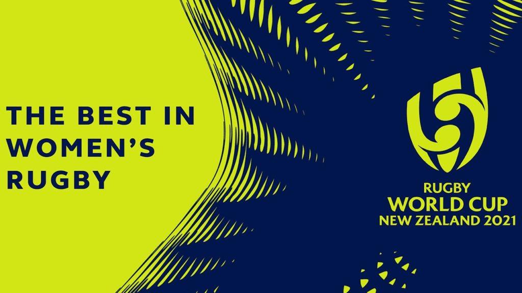 Transmisión en vivo de la Copa Mundial de Rugby Femenina 2021