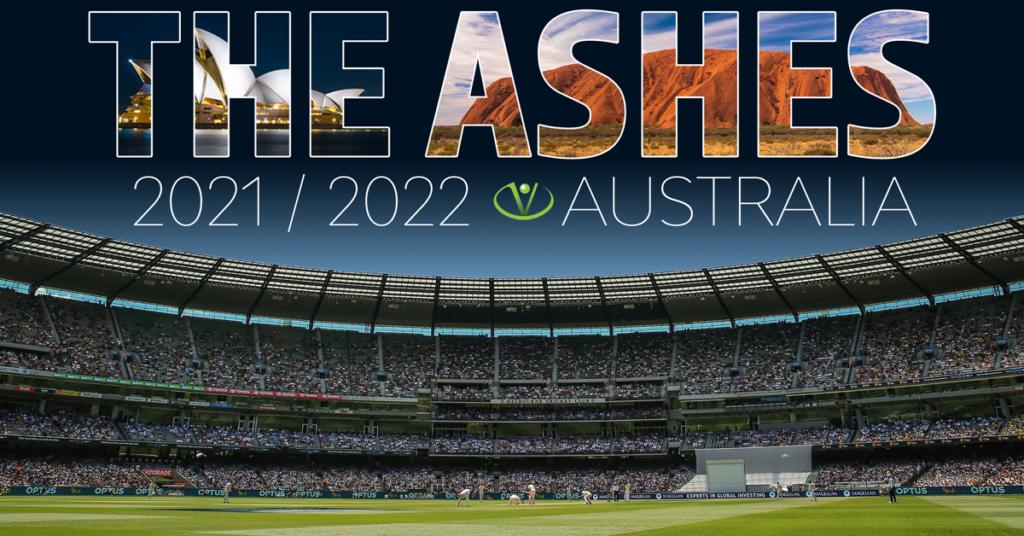Прямая трансляция серии Ashes Cricket
