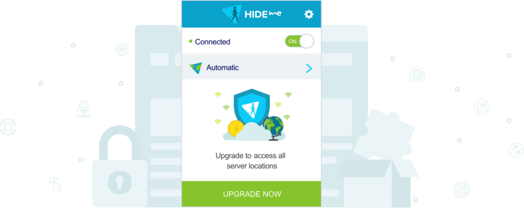 hide.me browser extension