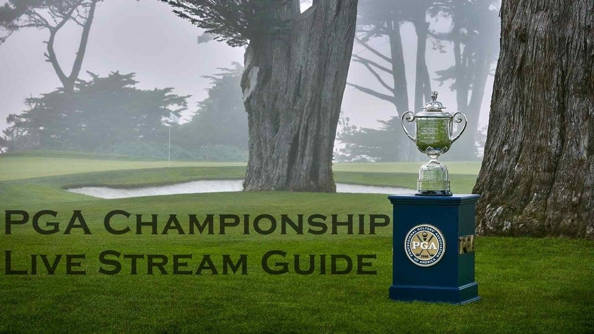 PGA Championship Live Stream 2021