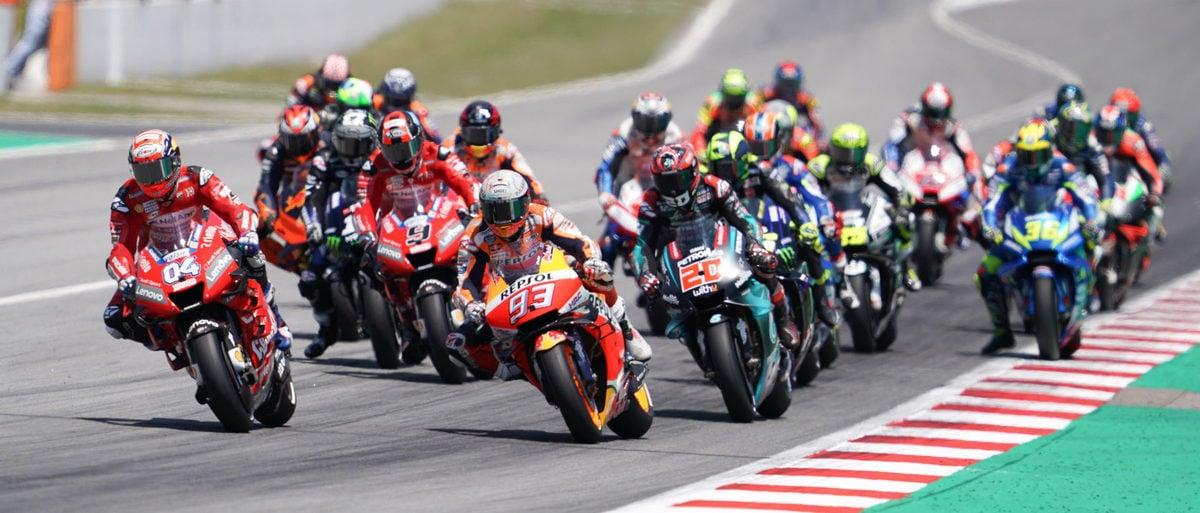Прямая трансляция MotoGP 2021