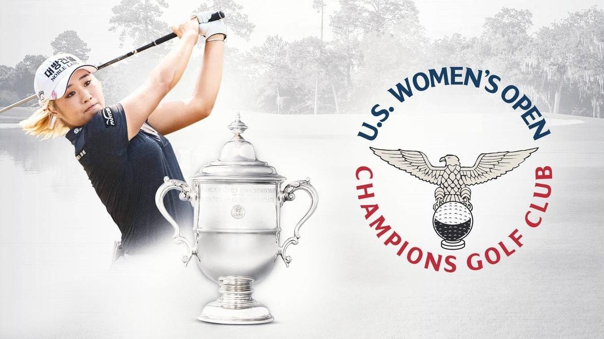 Open di golf femminile degli Stati Uniti dal vivo