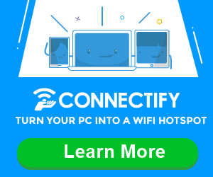 Connectify Hotspot Download