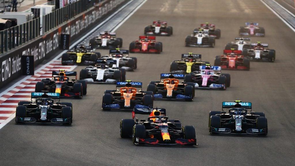 F1 라이브 스트리밍 2021