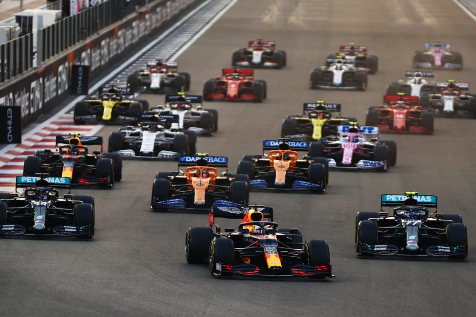F1 Live-Streaming 2021