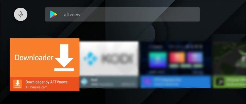 Wie installiere ich Apps von Drittanbietern auf Android TV?