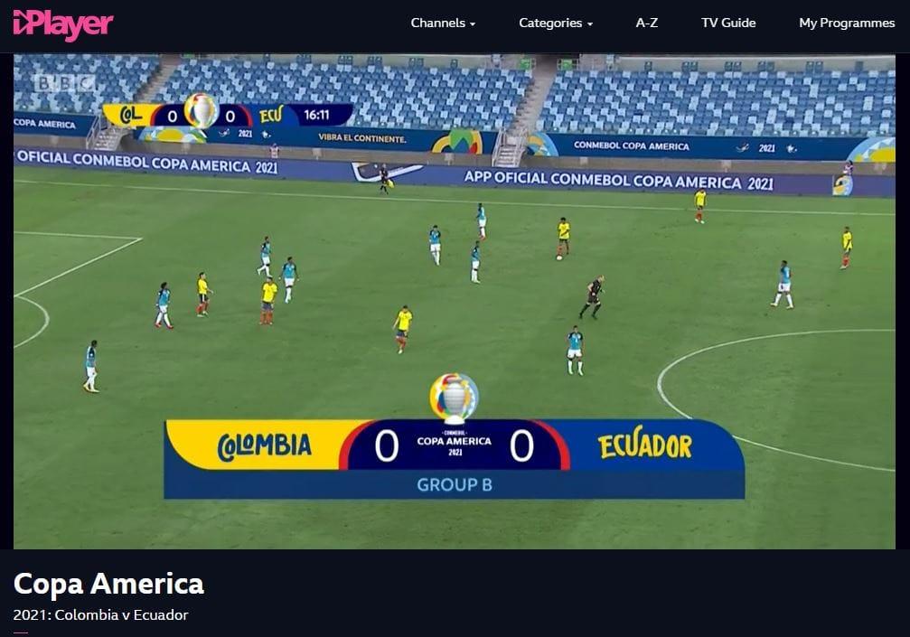 Bekijk de Copa America 2021 livestream gratis online