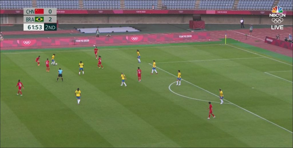 Olympics Women's match live stream via fuboTV