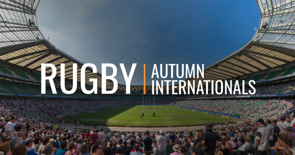 How Can I watch the Autumn Internationals for free?